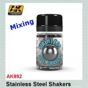 Stainless Steel Shakers