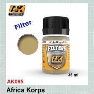 Africa Korps Filter