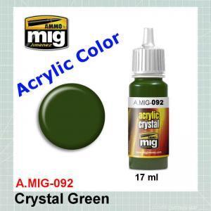 AMMO Mig 0092 Crystal Green