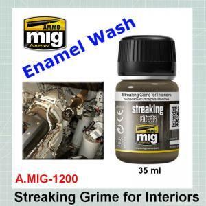 A.MIG-1200 Streaking Grime