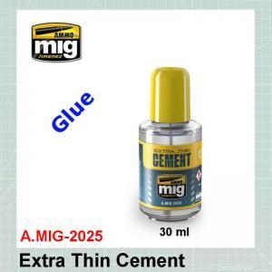 AMMO Mig 2025 Extra Thin Cement