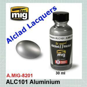 AMMO Mig 8201 Aluminium