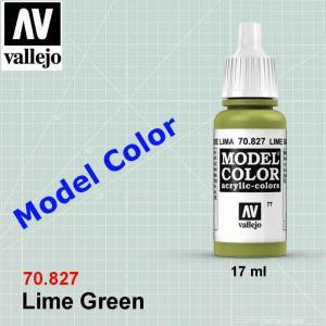 VALLEJO 70827 Lime Green