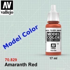 VALLEJO 70829 Amaranth Red