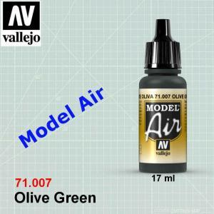 VALLEJO 71007 Olive Green