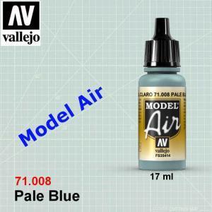 VALLEJO 71008 Pale Blue