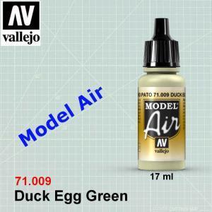 VALLEJO 71009 Duck Egg Green