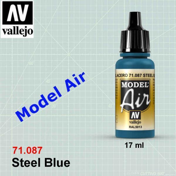 VALLEJO 71087 Steel Blue