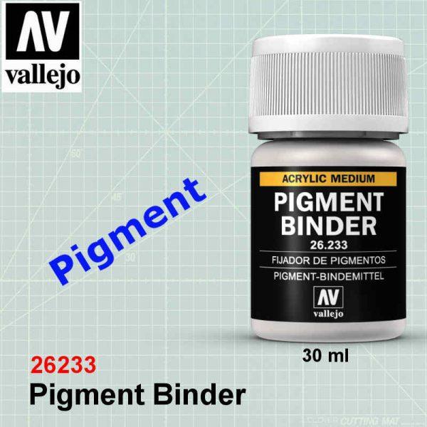 Vallejo 26233 Pigment Binder