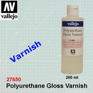 Vallejo 27650 Gloss Varnisf