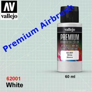 Vallejo 62001 Premium White