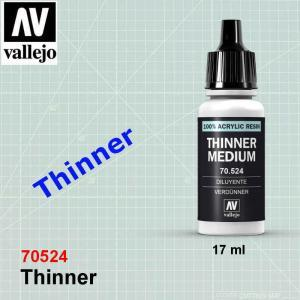 Vallejo 70524 Thinner