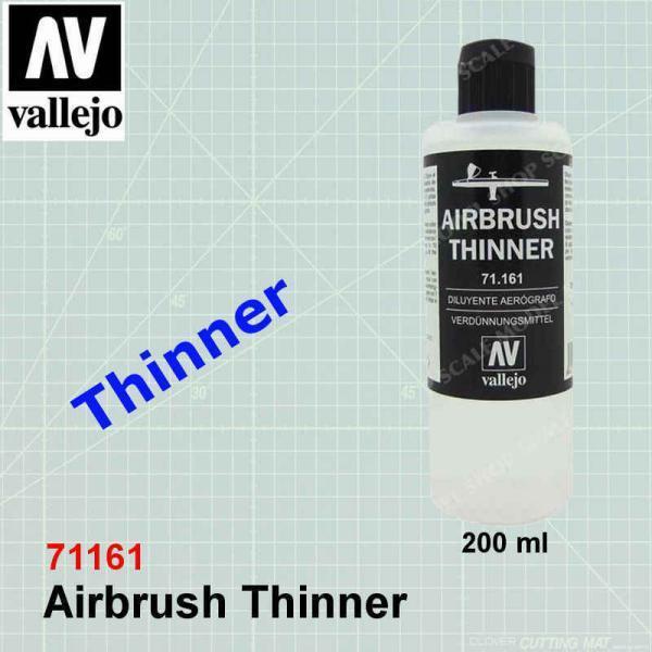 Vallejo 71161 Airbrush Thinner