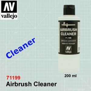 Vallejo 71199 Airbrush Cleaner