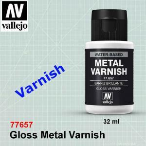 Vallejo 77657 Gloss Varnish