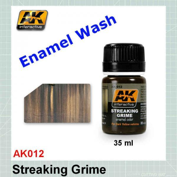 AK012 Streaking Grime