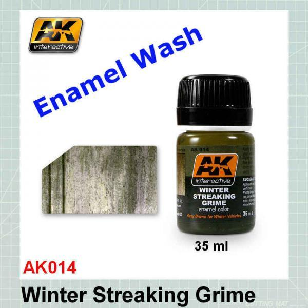 AK014 Winter Streaking Grime