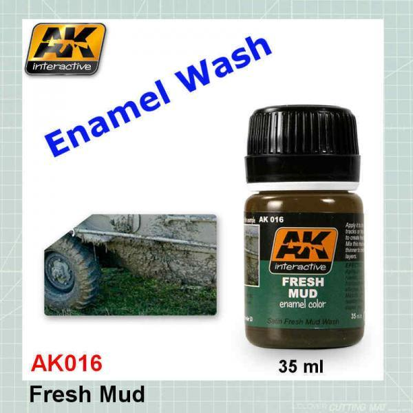 AK016 Fresh Mud