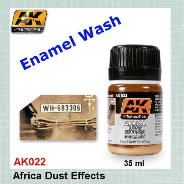AK022 Africa Dust Effects