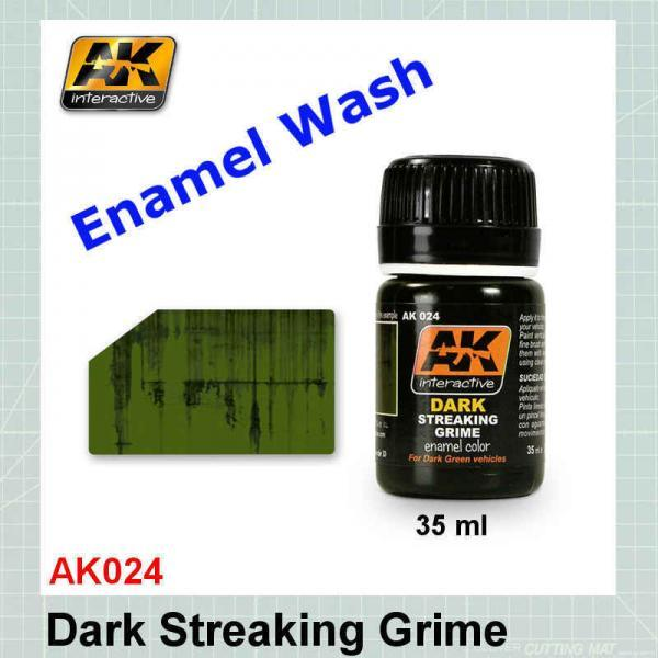 AK024 Dark Streaking Grime