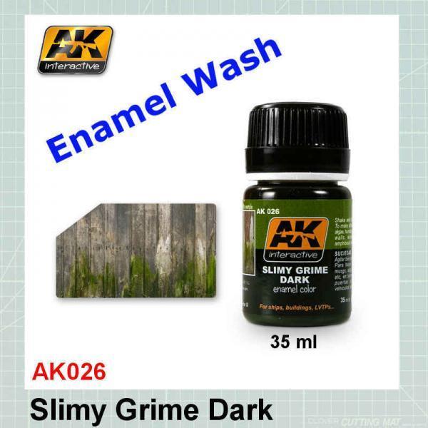AK026 Slimy Grime Dark