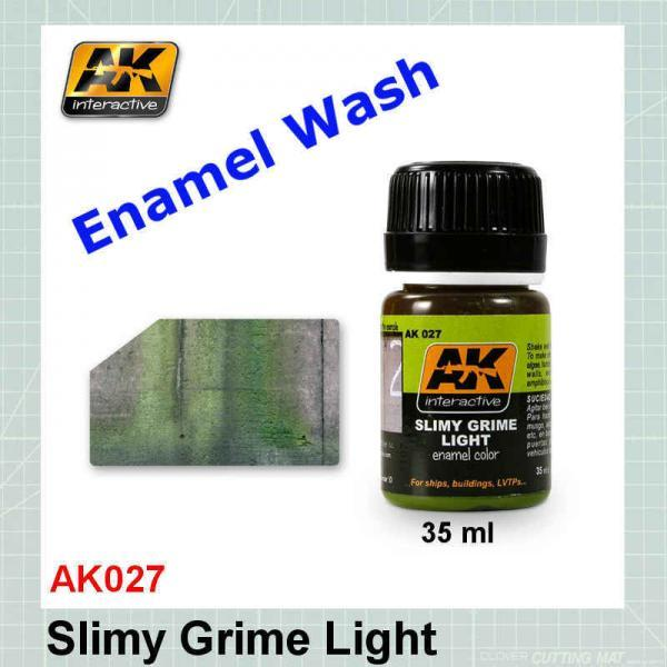 AK027 Slimy Grime Light