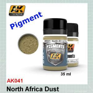 AK041 North Africa Dust Pigment