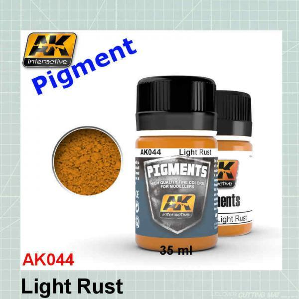 AK044 Light Rust Pigment