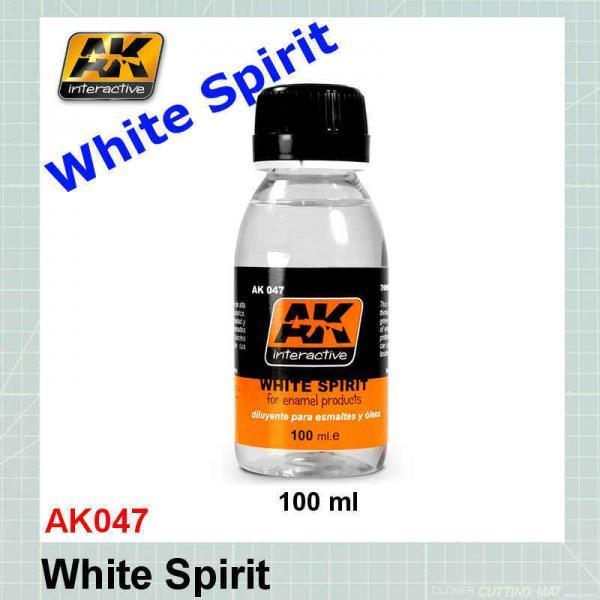 AK047 White Spirit