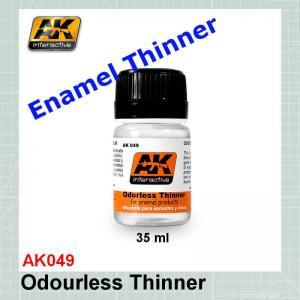 AK049 Enamel Odorless Thinner