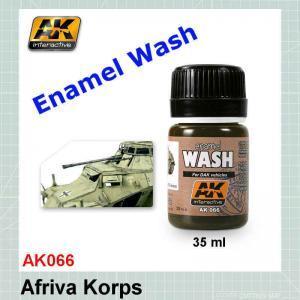 AK066 Africa Korps Wash