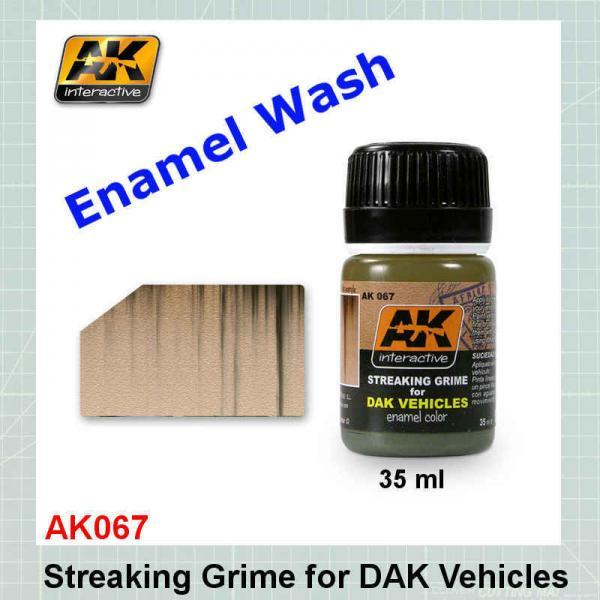 AK067 Streaking Grime for DAK Vehicles