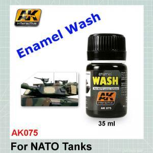 AK075 Wash for NATO Tanks