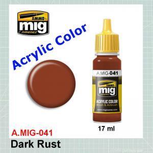 AMMO Mig 0041 Dark Rust