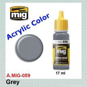 AMMO Mig 0059 Grey