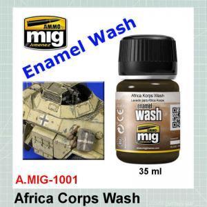 AMMO Mig 1001 Africa Korps Wash