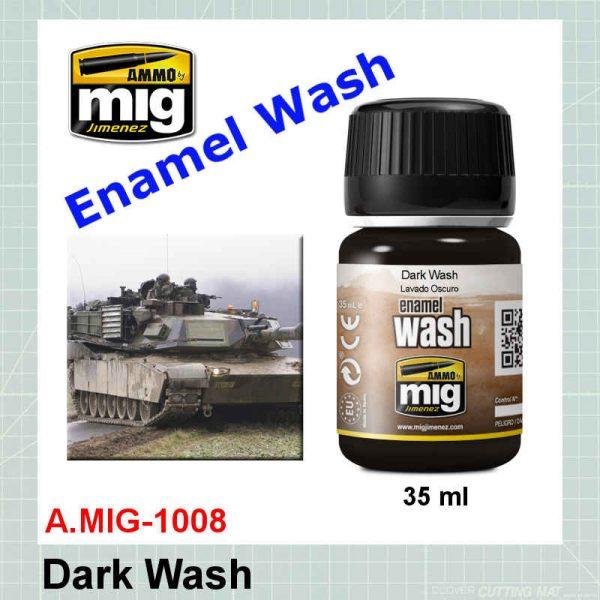 AMMO Mig 1008 Dark Wash