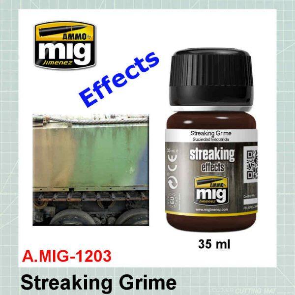 AMMO Mig 1203 Streaking Grime