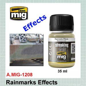 AMMO Mig 1208 Rain marks Effects