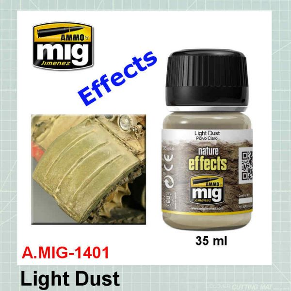 AMMO Mig 1401 Light Dust