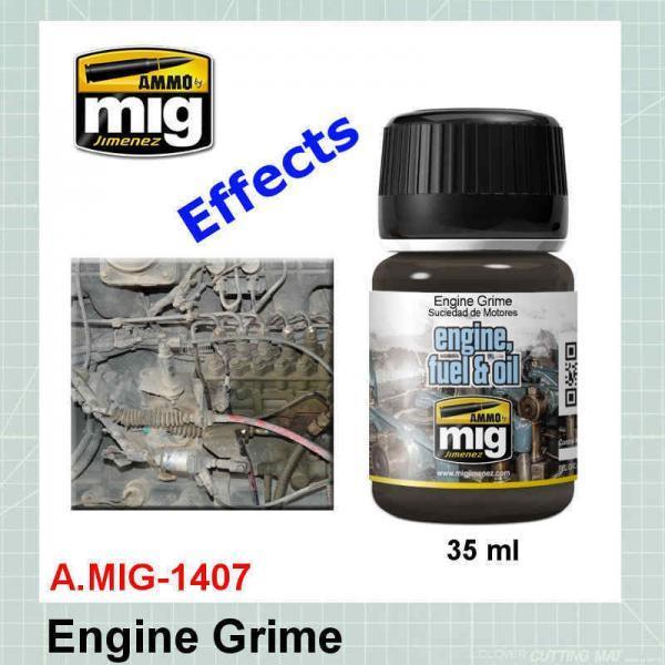 AMMO Mig 1407 Engine Grime