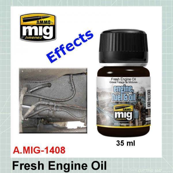 AMMO Mig 1408 Fresh Engine Oil