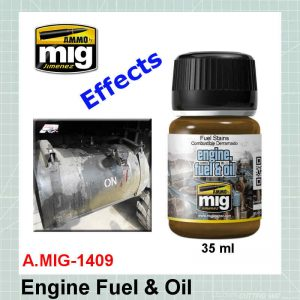 AMMO Mig 1409 Fuel Stains