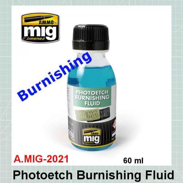 AMMO Mig 2021 Photoetch Burnishing Fluid