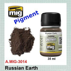 AMMO Mig 3014 Russian Earth Pigment