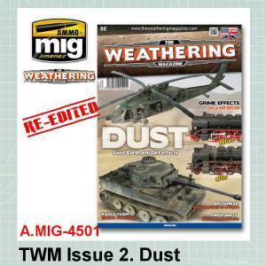 AMMO Mig 4501 TWM Issue 2. Dust