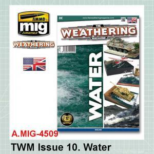AMMO Mig 4509 TWM Issue 10. Water