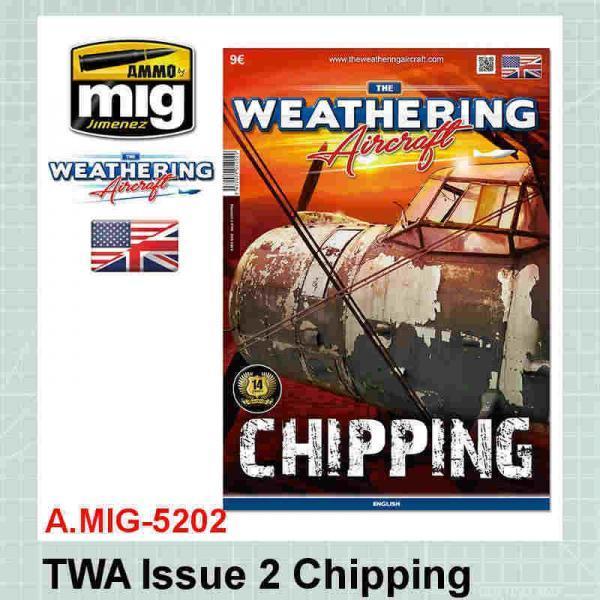 AMMO Mig 5202 TWA Issue 2 Chipping