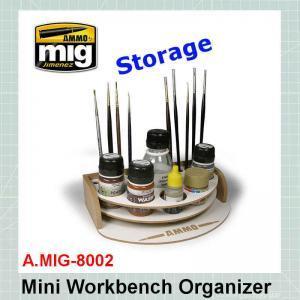 AMMO Mig 8002 Mini Workbench Organizer