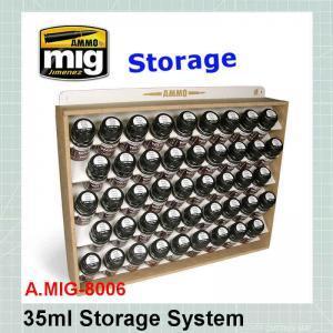 AMMO Mig 8006 AMMO Storage System 35 ml